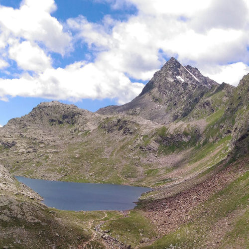 Berge Passeiertal