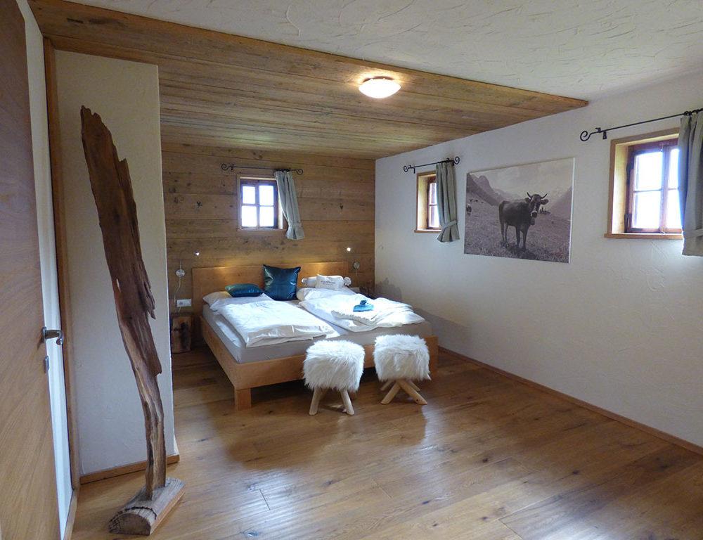 Doppelbett Passeiertal